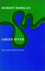 Cover of: Green River | Robert Morgan