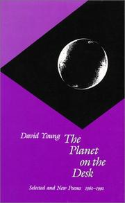 Cover of: The planet on the desk