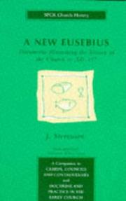 Cover of: A New Eusebius