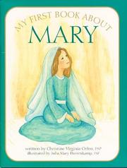 Cover of: My first book about Mary