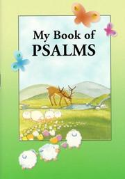 Cover of: My book of Psalms | Pino Madero