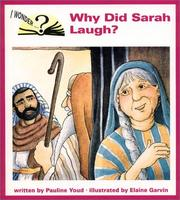 Cover of: Why did Sarah laugh?
