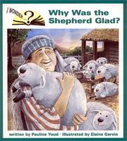 Cover of: Why was the shepherd glad?