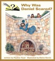 Cover of: Why was Daniel scared?