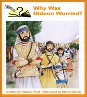 Cover of: Why was Gideon worried?