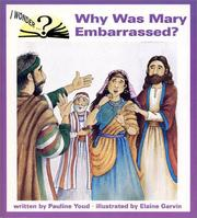 Cover of: Why was Mary embarrassed?