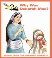 Cover of: Why was Deborah mad?