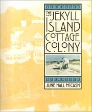 Cover of: The Jekyll Island cottage colony