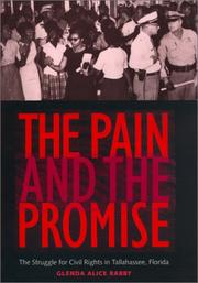 Cover of: The pain and the promise