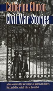 Cover of: Civil War stories