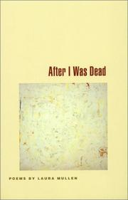 Cover of: After I was dead