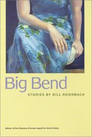 Cover of: Big Bend