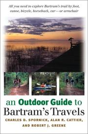 Cover of: An outdoor guide to Bartram