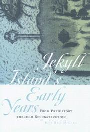 Cover of: Jekyll Island's early years
