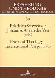 Cover of: Practical Theology - International Perspectives |