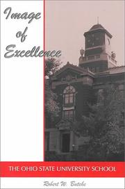 Cover of: Image of Excellence | Robert W. Butche