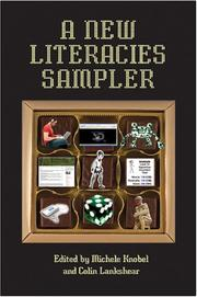 Cover of: A New Literacies Sampler (New Literacies and Digital Epistemologies) |