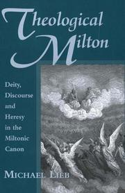 Cover of: Theological Milton