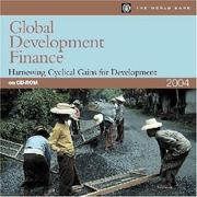 Cover of: Global Development Finance 2004
