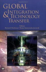 Cover of: Global integration and technology transfer