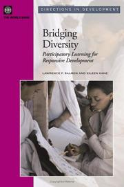 Participatory learning for responsive development