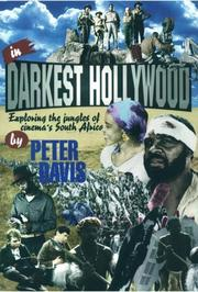 Cover of: In darkest Hollywood