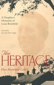 Cover of: The heritage