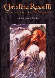 Cover of: Christina Rossetti and illustration