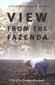 Cover of: View from the Fazenda