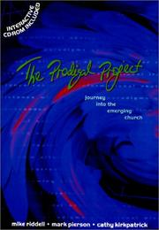 Cover of: The Prodigal Project