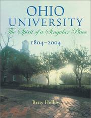 Cover of: Ohio University | Betty Hollow