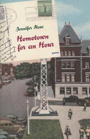 Cover of: Hometown for an hour