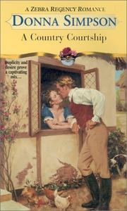 Cover of: A country courtship