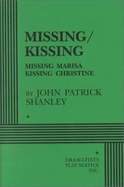 Cover of: Missing/kissing