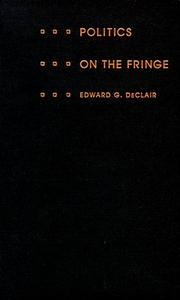 Cover of: Politics on the fringe