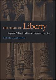 Cover of: The Time of Liberty