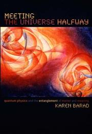 Cover of: Meeting the universe halfway |