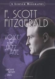 Cover of: F. Scott Fitzgerald