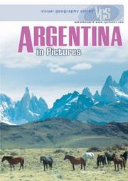 Cover of: Argentina in Pictures
