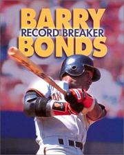 Cover of: Barry Bonds