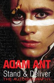 Cover of: Stand & Deliver | Adam Ant