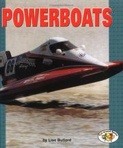 Cover of: Powerboats