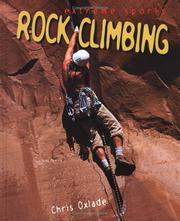 Cover of: Rock Climbing (Extreme Sports)