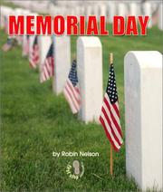Cover of: Memorial Day | Nelson, Robin