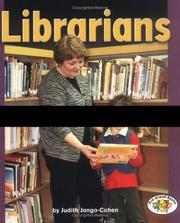 Cover of: Librarians | Judith Jango-Cohen