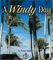 Cover of: A windy day | Nelson, Robin