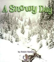 Cover of: A Snowy Day