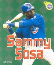 Cover of: Sammy Sosa (Amazing Athletes)