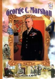 Cover of: George C. Marshall