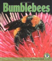 Cover of: Bumblebees